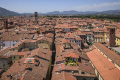 Lucca Royalty Free Stock Photos