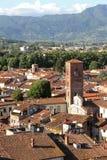 Lucca Fotografia Stock