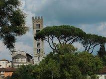 Lucca 1 Στοκ Φωτογραφία