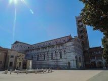 Lucca 2 Στοκ Εικόνες