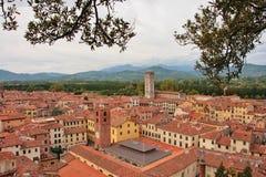 Lucca arkivfoto