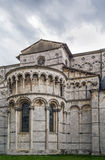 Lucca Cathedral, Italy Royalty Free Stock Image