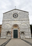 Lucca Church of San Francesco Royalty Free Stock Photo