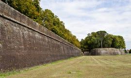 Lucca Citadel Stock Photo