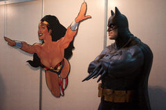 Lucca-Comics und Spiele 2010 Lizenzfreie Stockbilder