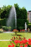 Lucca Garden Stock Images