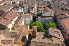 Lucca, Italia immagini stock libere da diritti
