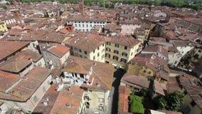 Lucca, Italien stock video