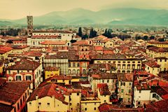 Free Lucca, Italy Stock Images - 103328434