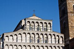 Lucca, Italy Royalty Free Stock Images