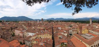 Lucca, Italy Royalty Free Stock Photography