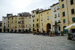 Lucca Italy Stock Photo