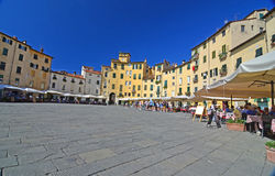 Lucca, Italy Royalty Free Stock Photo