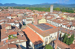 Lucca, Italy Stock Images