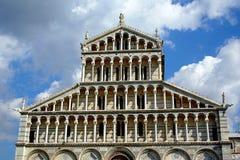 Lucca kościoła Zdjęcia Royalty Free