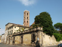 Lucca - The Micheletti Palace Royalty Free Stock Images
