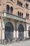 Lucca, Mittelstadt Lizenzfreies Stockbild