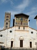 Lucca - San Frediano Church Royalty Free Stock Photos