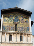 Lucca - San Frediano Church Royalty Free Stock Image