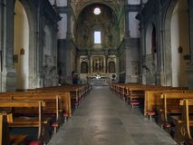 Lucca - Santi Paolino e Donato Church, Stock Photography