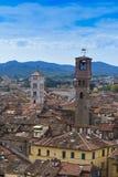 Lucca_Tuscany,意大利 库存图片