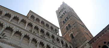 Lucca - Tuscany Royalty Free Stock Image