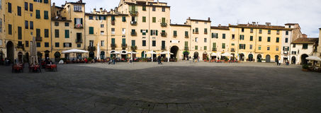 Lucca, Tuscany Royalty Free Stock Photography