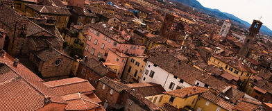 Lucca, Tuscany Royalty Free Stock Image