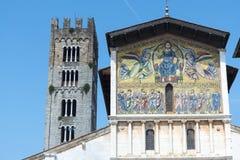 Lucca (Tuscany, Italy) Royalty Free Stock Photos