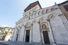 Lucca (Tuscany, Italy) Stock Photo