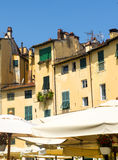 Lucca (Tuscany, Italy) Royalty Free Stock Photo