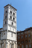 Lucca (Tuscany, Italy) Royalty Free Stock Photography