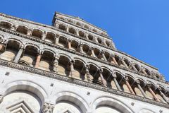 Lucca, Tuscany Stock Images