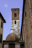 Lucca, Tuscany, Italy. Streets Royalty Free Stock Image