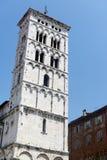 Lucca Tuscany, Włochy (,) Zdjęcie Royalty Free
