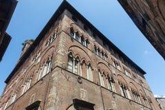 Lucca Tuscany, Włochy (,) Obraz Stock
