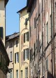 Lucca Tuscany, Włochy (,) Fotografia Royalty Free