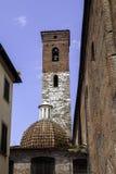 Lucca, Tuscany, Włochy. Ulicy obraz royalty free