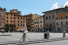 Lucca, Tuskany Στοκ Εικόνες