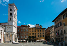 Free Lucca, Tuskany Royalty Free Stock Photo - 60926665