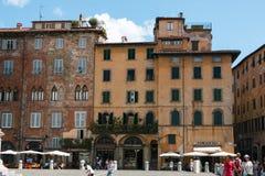 Lucca, Tuskany Stockfoto