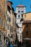 Lucca, Tuskany Stock Photos