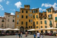 Lucca, Tuskany Royalty Free Stock Image