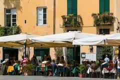 Lucca, Tuskany Stock Image