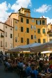 Lucca, Tuskany Royalty Free Stock Photo