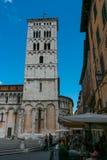 Lucca, Tuskany Royalty Free Stock Photography