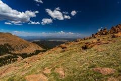 Lucci Colorado di punta fotografia stock