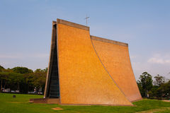Luce纪念教堂在台中 图库摄影