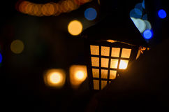luce Fotografia Stock