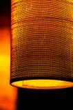 Luce ambrata di umore Fotografia Stock Libera da Diritti